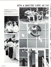 Page 44, 1983 Edition, University of Florida - Tower Seminole Yearbook (Gainesville, FL) online yearbook collection