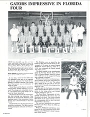 Page 84, 1983 Edition, University of Florida - Tower Seminole Yearbook (Gainesville, FL) online yearbook collection