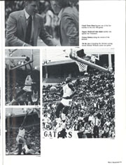 Page 85, 1983 Edition, University of Florida - Tower Seminole Yearbook (Gainesville, FL) online yearbook collection