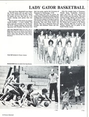 Page 88, 1983 Edition, University of Florida - Tower Seminole Yearbook (Gainesville, FL) online yearbook collection