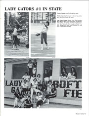 Page 99, 1983 Edition, University of Florida - Tower Seminole Yearbook (Gainesville, FL) online yearbook collection