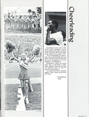 Page 113, 1985 Edition, University of Florida - Tower / Seminole Yearbook (Gainesville, FL) online yearbook collection
