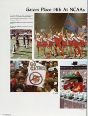 Page 114, 1985 Edition, University of Florida - Tower / Seminole Yearbook (Gainesville, FL) online yearbook collection