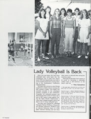 Page 120, 1985 Edition, University of Florida - Tower Seminole Yearbook (Gainesville, FL) online yearbook collection