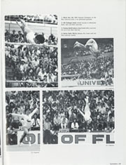 Page 133, 1985 Edition, University of Florida - Tower Seminole Yearbook (Gainesville, FL) online yearbook collection