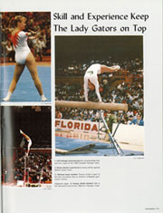 Page 135, 1985 Edition, University of Florida - Tower Seminole Yearbook (Gainesville, FL) online yearbook collection