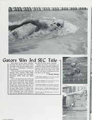 Page 136, 1985 Edition, University of Florida - Tower Seminole Yearbook (Gainesville, FL) online yearbook collection