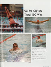 Page 139, 1985 Edition, University of Florida - Tower Seminole Yearbook (Gainesville, FL) online yearbook collection