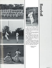 Page 145, 1985 Edition, University of Florida - Tower Seminole Yearbook (Gainesville, FL) online yearbook collection