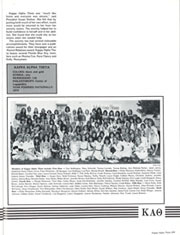 Page 213, 1985 Edition, University of Florida - Tower / Seminole Yearbook (Gainesville, FL) online yearbook collection