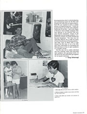 Page 279, 1985 Edition, University of Florida - Tower / Seminole Yearbook (Gainesville, FL) online yearbook collection