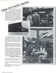Page 280, 1985 Edition, University of Florida - Tower / Seminole Yearbook (Gainesville, FL) online yearbook collection