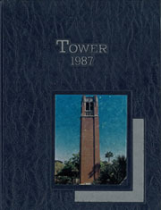 1987 Edition, University of Florida - Tower Seminole Yearbook (Gainesville, FL)