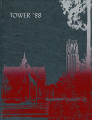 1988 Edition, University of Florida - Tower Seminole Yearbook (Gainesville, FL)