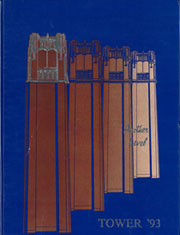 1993 Edition, University of Florida - Tower Seminole Yearbook (Gainesville, FL)