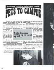 Page 20, 1994 Edition, University of Florida - Tower / Seminole Yearbook (Gainesville, FL) online yearbook collection