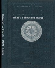 1999 Edition, University of Florida - Tower Seminole Yearbook (Gainesville, FL)