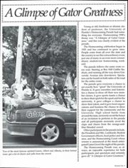 Page 11, 1999 Edition, University of Florida - Tower Seminole Yearbook (Gainesville, FL) online yearbook collection