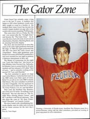 Page 12, 1999 Edition, University of Florida - Tower Seminole Yearbook (Gainesville, FL) online yearbook collection