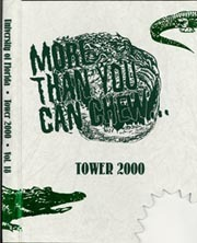 2000 Edition, University of Florida - Tower / Seminole Yearbook (Gainesville, FL)