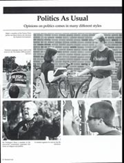 Page 14, 2001 Edition, University of Florida - Tower Seminole Yearbook (Gainesville, FL) online yearbook collection