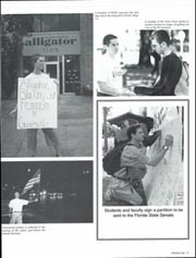 Page 15, 2001 Edition, University of Florida - Tower Seminole Yearbook (Gainesville, FL) online yearbook collection