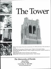 Page 5, 2001 Edition, University of Florida - Tower Seminole Yearbook (Gainesville, FL) online yearbook collection