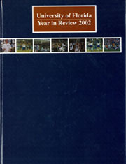 2002 Edition, University of Florida - Tower Seminole Yearbook (Gainesville, FL)
