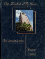 2003 Edition, University of Florida - Tower Seminole Yearbook (Gainesville, FL)