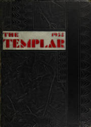 Page 1, 1932 Edition, Temple University - Templar Yearbook (Philadelphia, PA) online yearbook collection