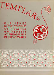 Page 7, 1932 Edition, Temple University - Templar Yearbook (Philadelphia, PA) online yearbook collection