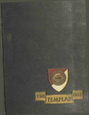 Page 1, 1935 Edition, Temple University - Templar Yearbook (Philadelphia, PA) online yearbook collection