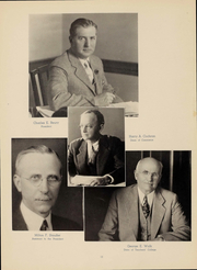 Page 11, 1935 Edition, Temple University - Templar Yearbook (Philadelphia, PA) online yearbook collection