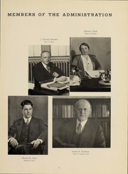 Page 12, 1935 Edition, Temple University - Templar Yearbook (Philadelphia, PA) online yearbook collection
