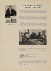 Page 13, 1935 Edition, Temple University - Templar Yearbook (Philadelphia, PA) online yearbook collection