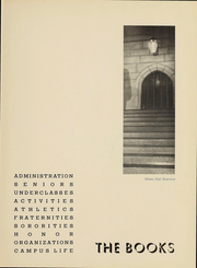 Page 6, 1935 Edition, Temple University - Templar Yearbook (Philadelphia, PA) online yearbook collection