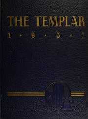 Page 1, 1937 Edition, Temple University - Templar Yearbook (Philadelphia, PA) online yearbook collection