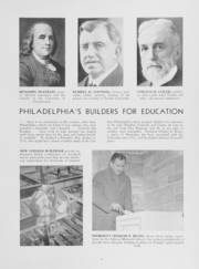 Page 13, 1937 Edition, Temple University - Templar Yearbook (Philadelphia, PA) online yearbook collection