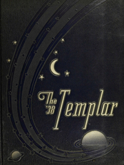 Page 1, 1938 Edition, Temple University - Templar Yearbook (Philadelphia, PA) online yearbook collection