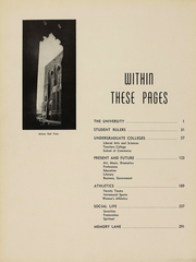 Page 15, 1938 Edition, Temple University - Templar Yearbook (Philadelphia, PA) online yearbook collection