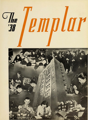 Page 8, 1938 Edition, Temple University - Templar Yearbook (Philadelphia, PA) online yearbook collection