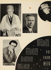 Page 9, 1938 Edition, Temple University - Templar Yearbook (Philadelphia, PA) online yearbook collection