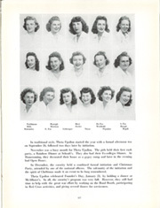 Page 167, 1944 Edition, Temple University - Templar Yearbook (Philadelphia, PA) online yearbook collection