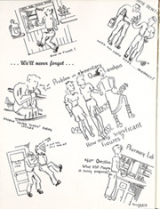 Page 230, 1944 Edition, Temple University - Templar Yearbook (Philadelphia, PA) online yearbook collection