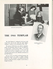 Page 90, 1944 Edition, Temple University - Templar Yearbook (Philadelphia, PA) online yearbook collection
