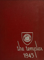 Page 1, 1945 Edition, Temple University - Templar Yearbook (Philadelphia, PA) online yearbook collection