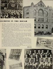 Page 10, 1945 Edition, Temple University - Templar Yearbook (Philadelphia, PA) online yearbook collection