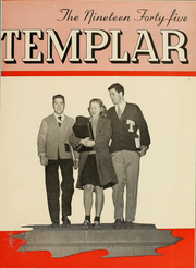 Page 6, 1945 Edition, Temple University - Templar Yearbook (Philadelphia, PA) online yearbook collection
