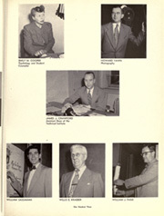Page 107, 1952 Edition, Temple University - Templar Yearbook (Philadelphia, PA) online yearbook collection
