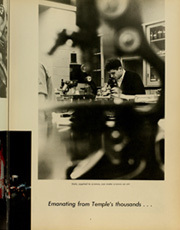 Page 11, 1965 Edition, Temple University - Templar Yearbook (Philadelphia, PA) online yearbook collection